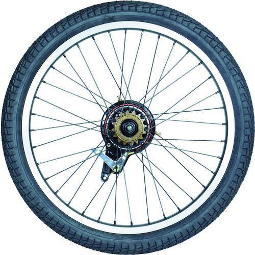 ■TRUSCO THR-5520用 ノーパンクタイヤ 後輪 THR-20TIRE-R トラスコ中山(株)【7680538:0】