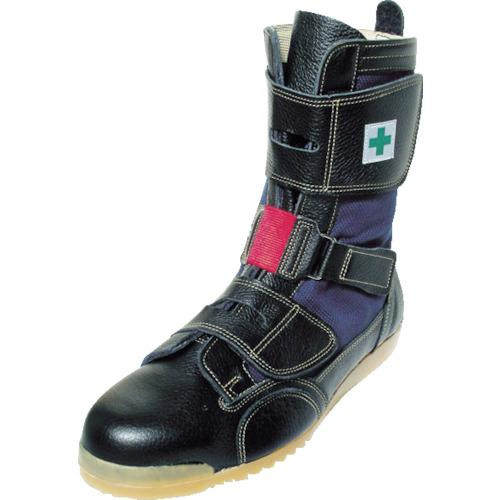 ■ノサックス 高所用安全靴 安芸たび 24.5CM AT207-24.5 (株)ノサックス【7713002:0】