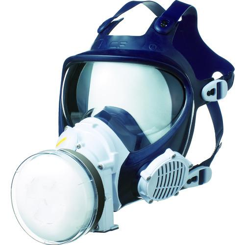 ■シゲマツ 電動ファン付呼吸用保護具 本体SY185(フィルタなし)(20650)  SY185-M 【7737939:0】