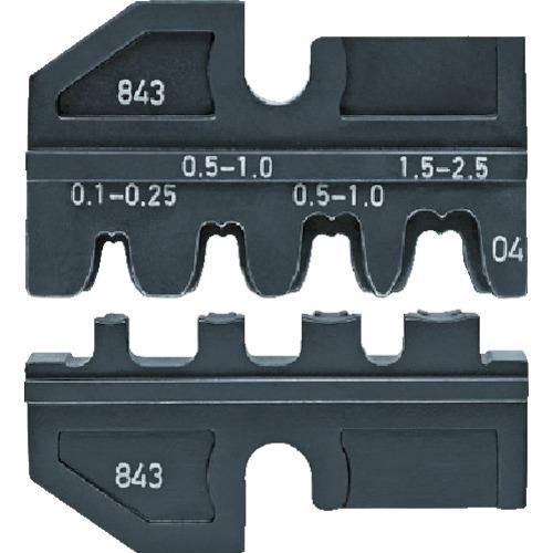 ■KNIPEX 9749-14 圧着ダイス (9743-200用) KNIPEX社【7738340:0】