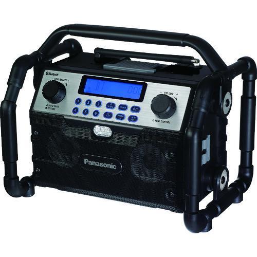 ■PANASONIC 工事用充電ラジオワイヤレススピーカー  EZ37A2 【7757395:0】