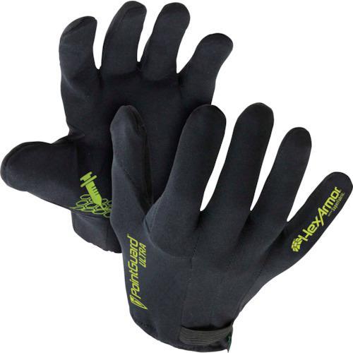 ■HEX ARMOR 耐切創・耐針手袋 ポイントガードX6044 M 754197 HexArmor社【7809794:0】