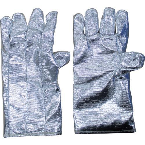 ■ニューテックス ジーフレックス アルミ被覆手袋 35cm 2100019 【7848421:0】