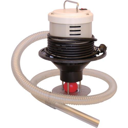 ■アクアシステム 乾湿両用電動式掃除機セット (100V) オプション品付 EVC550-SET 【7878974:0】
