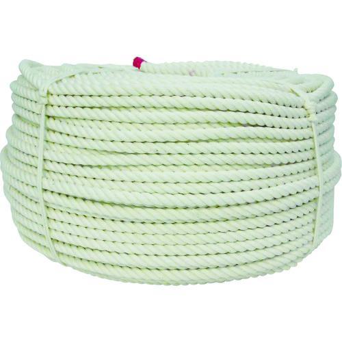 ■ユタカメイク ロープ 綿ロープ巻物 12φ×200m C12-200 (株)ユタカメイク【7944560:0】