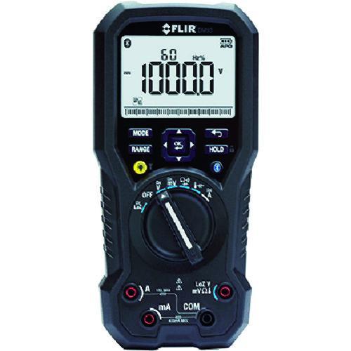 ■FLIR デジタルマルチメーターー  DM93 【7944870:0】