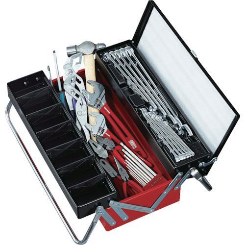 人気の春夏 ?エビ 工具セット EBIー2010A EBI-2010A   【7944985:0】:ホームセンターバロー 店-DIY・工具