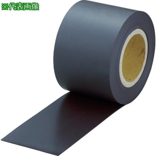 ■TRUSCO マグネットロール 糊なし t1.5mmX巾50mmX10m TMG15-50-10 トラスコ中山(株)【7985240:0】