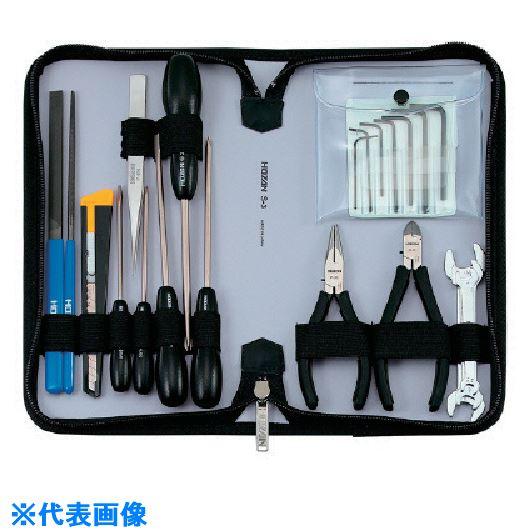 ■HOZAN 工具セット21点  〔品番:S-3〕掲外取寄【8107108:0】