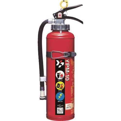 ■ヤマト 自動車用消火器10型(ブラケット別梱包) YPM-10 【8115440:0】