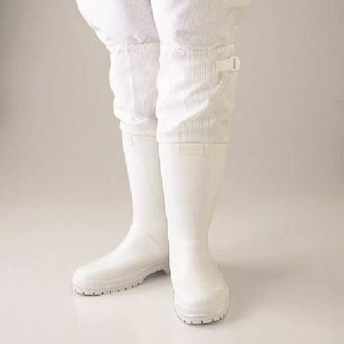 ■ゴールドウイン ACカバー付き長靴白28  〔品番:PA9600-W-28.0〕掲外取寄【8160857:0】