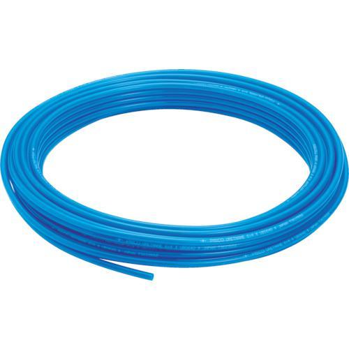 ■ピスコ ポリウレタンチューブ ブルー 12×8 100M UB1280-100-BU (株)日本ピスコ【8182356:0】