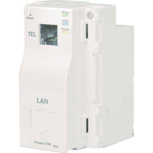 ■Abaniact Wi-Fi AP UNIT 300Mbps TEL付 AC-WAPUM-300-KIT 因幡電機産業(株)【8183330:0】