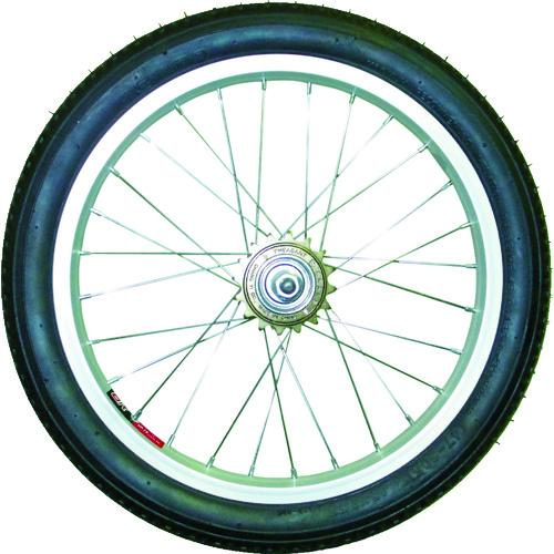 ■TRUSCO THR5503用 ノーパンクタイヤ 後輪右用  THR-5503TIRE-RR 【8185203:0】
