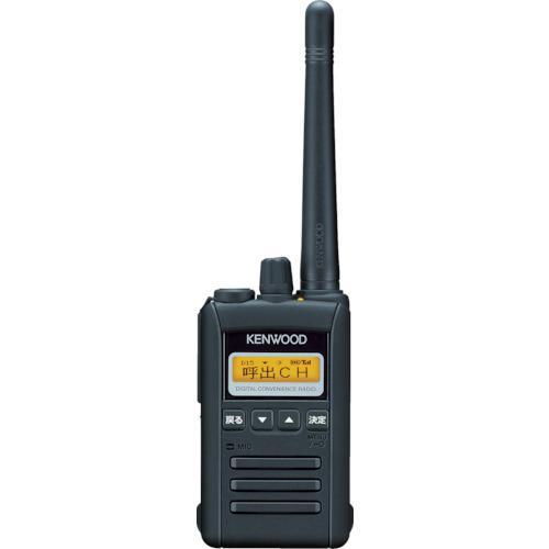 ■ケンウッド ハイパワーデジタルトランシーバー TPZ-D553MCH (株)JVCケンウッド【8193822:0】