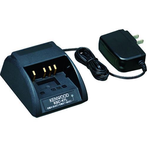 ?ケンウッド 急速充電器(TPZ-D553同梱品) 〔品番:KSC-47L〕【8193833:0】
