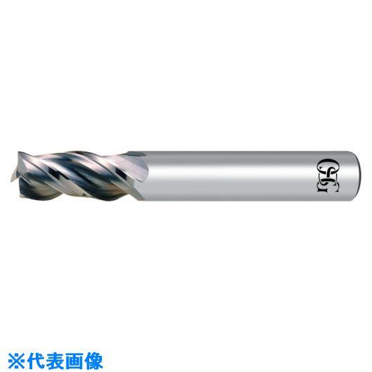 ■OSG 超硬スクエアエンドミル 3刃銅・アルミ合金用ショート 8502824  〔品番:CA-ETS-14〕掲外取寄【8219963:0】