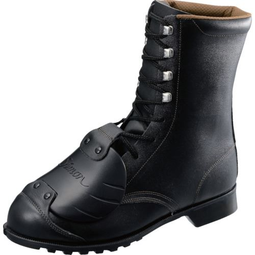 シモン 安全靴 ■シモン 当店一番人気 安全靴甲プロ付 長編上靴 FD33D-6 法人 掲外取寄 事業所限定 ラッピング無料 8246179:0 送料別途見積り 24.5cm〔品番:FD33D624.5〕