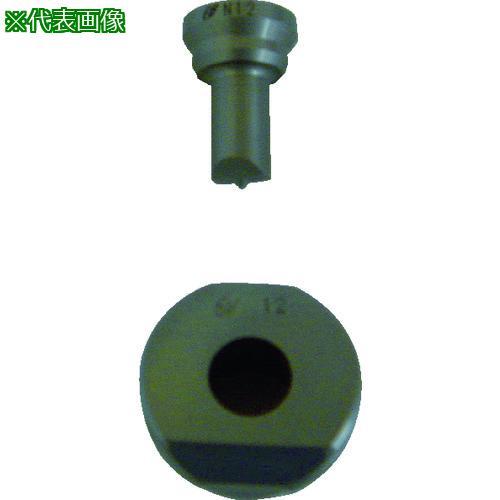 ■亀倉 ポートパンチャー用標準替刃 穴径8mm N-08 亀倉精機(株)【8248291:0】