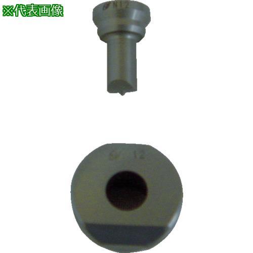 ■亀倉 ポートパンチャー用標準替刃 穴径15mm N-15 亀倉精機(株)【8248298:0】