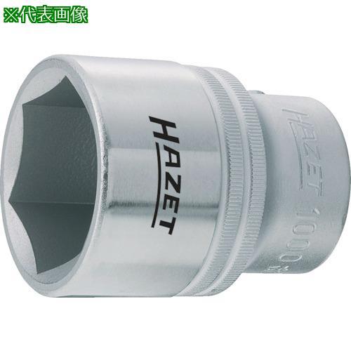 ■HAZET ソケット(6角タイプ・差込角19MM)  1000-50 【8288356:0】