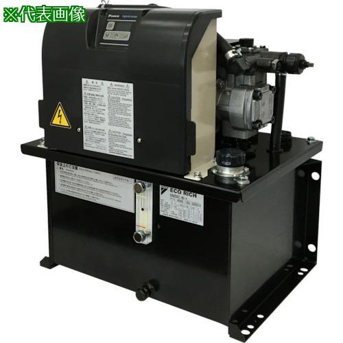 ■ダイキン 油圧ユニット「エコリッチ」 EHU3007-40 ダイキン工業(株)【8291139:0】