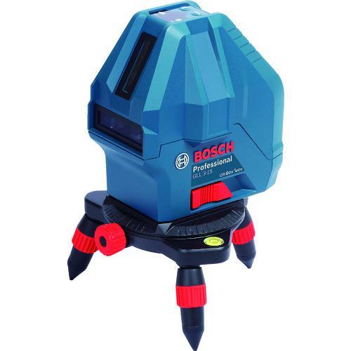 ■ボッシュ レーザー墨出し器 GLL3-15X ボッシュ(株)【8291538:0】