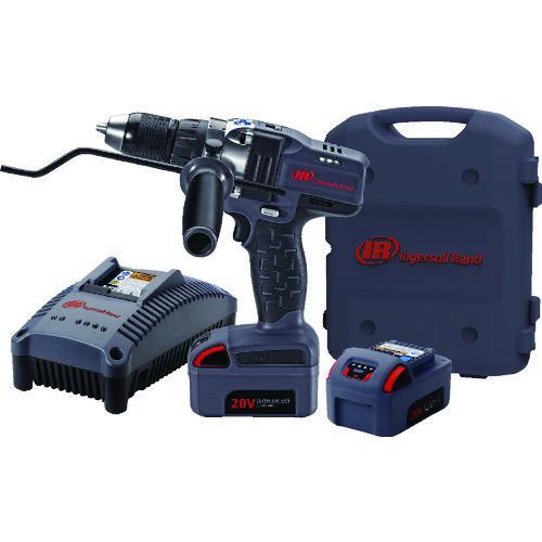 ■IR 1/2インチ 充電ドリルドライバー(20V)  〔品番:D5140-K22-JP〕【8291552:0】