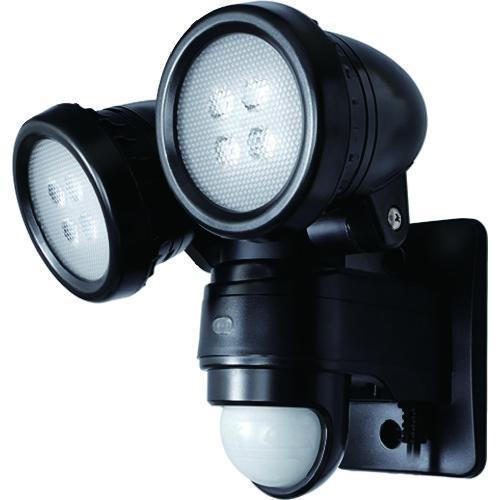 ■デルカテック LEDセンサーライト DSLD10B2 DXアンテナ(株)【8359906:0】