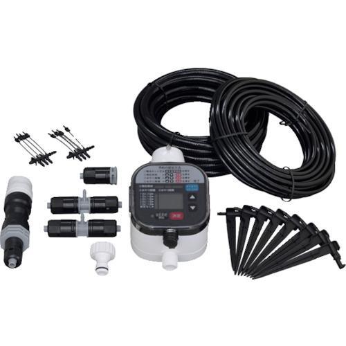 ■タカギ 水やりスターターキットタイマー付(鉢植え用) GKK105 (株)タカギ【8359925:0】