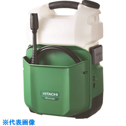 ■HiKOKI 18V コードレス高圧洗浄機 AW18DBL-LYP 【8371167:0】