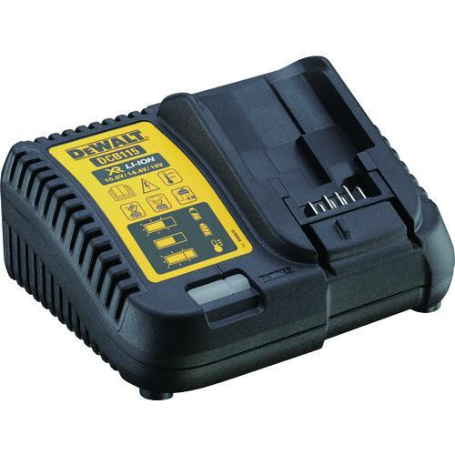 ■デウォルト リチウム用充電器 10.8V/18V DCB115-JP DEWALT社【8549174:0】