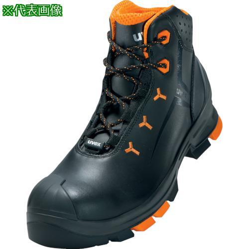 UVEX社 安全靴・作業靴 作業靴 ■UVEX UVEX2 ブーツ ブラック 27.5CM 6503.5-43 UVEX社【8552759:0】