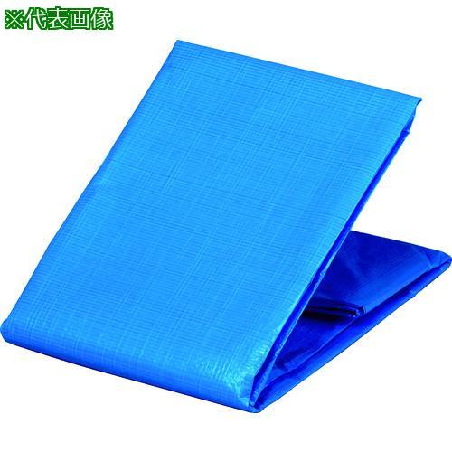 ■TRUSCO 防炎シートα軽量 ブルー 幅5.4mX長さ5.4m GBS5454A-B トラスコ中山(株)【8558063:0】