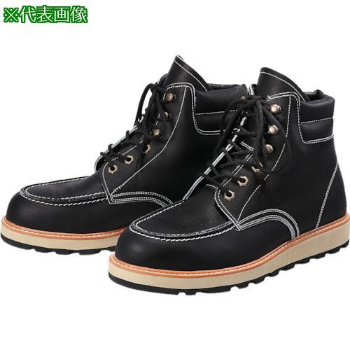 ■青木安全靴 US-200BK 27.0cm US-200BK-27.0 青木産業(株)【8559172:0】