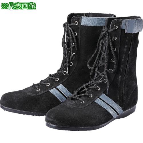 ■青木安全靴 高所作業用安全靴 WAZA-F-1 24.5cm WAZA-F-1-24.5 青木産業(株)【8559197:0】