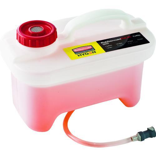 ■ラバーメイド クイックコネクト スプレー式 洗剤用キャディー RMQ966 【8559527:0】