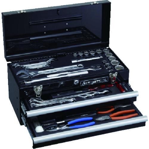 ■スーパー プロ用デラックス工具セット(2段引き出し) S7000DS 【8562083:0】