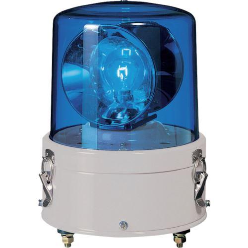 ■パトライト 大型回転灯  〔品番:SKC-202A-B〕掲外取寄【8568193:0】