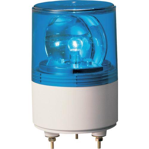 ■パトライト 超小型回転灯  〔品番:RS-12-B〕掲外取寄【8568275:0】