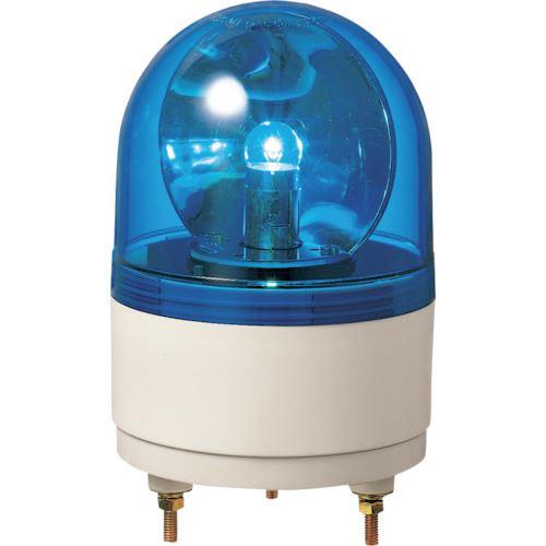 ■パトライト 小型回転灯  〔品番:RHB-12A-B〕掲外取寄【8568313:0】