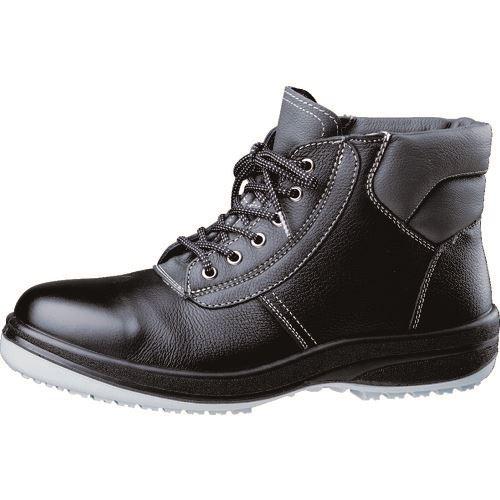 ミドリ安全 株 安全靴 中編上靴 JIS規格品 通常便なら送料無料 ■ミドリ安全 超耐滑安全靴 8574823:0 送料別途見積り 23.5cm〔品番:HGS320-23.5〕 法人 事業所限定 トレンド 掲外取寄 HGS320ブラック