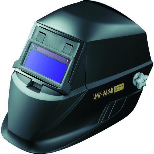 ■マイト 遮光面 レインボーミニ かぶり面型 MR460M-C マイト工業(株)【8590080:0】