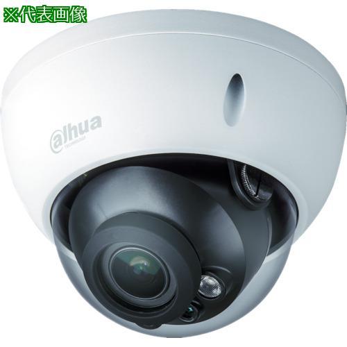 ■Dahua 100万画素 HDCVI 赤外線付防水ドーム型カメラ φ122×88.9 ホワイト DH-HAC-HDBW1100RN-VF-S3 【8590831:0】