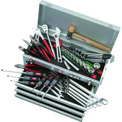 ■KTC 工具セット(チェストタイプ:一般機械整備向) SK4520MXS 京都機械工具(株)【8594196:0】