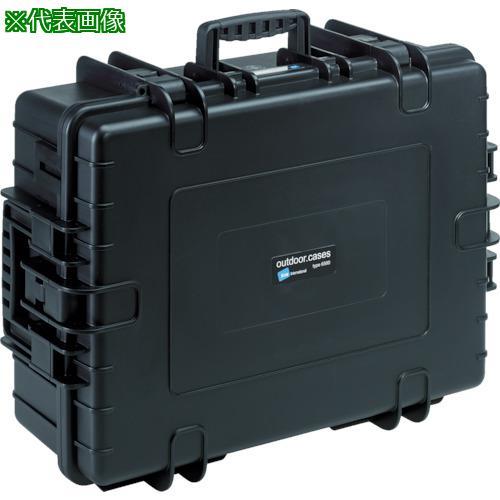 ■B&W プロテクタケース 6000 黄 フォーム 6000/Y/SI B&W社【8596141:0】