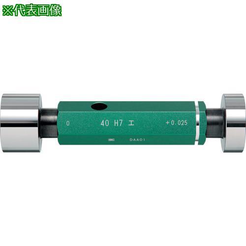 ■SK 限界栓ゲージ H7(工作用) φ27 LP27-H7 新潟精機(株)【8681678:0】