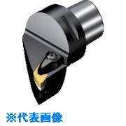 ■サンドビック コロターンプライム カッティングユニット  〔品番:C4-CP-25BL-27060-11B〕掲外取寄【8689761:0】