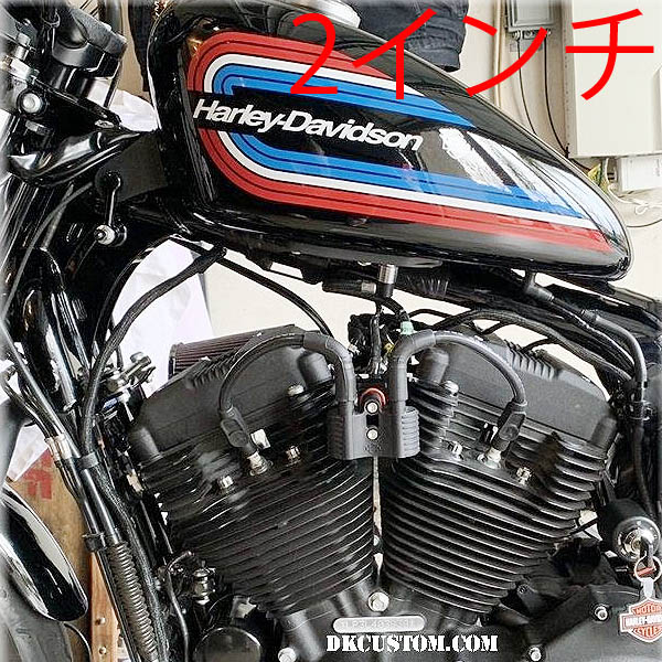 DKカスタム DK-Custom タンク リフトアップキット 2インチ 2004~2021 大特価 受賞店 DK-SPT-TLK-2 スポーツスター