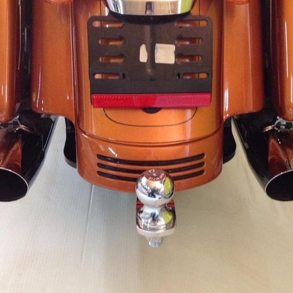 ホグワークズ HOG クリアランスsale!期間限定! WORKZ 牽引用ヒッチ クローム 低価格化 HW129155 レシーバー